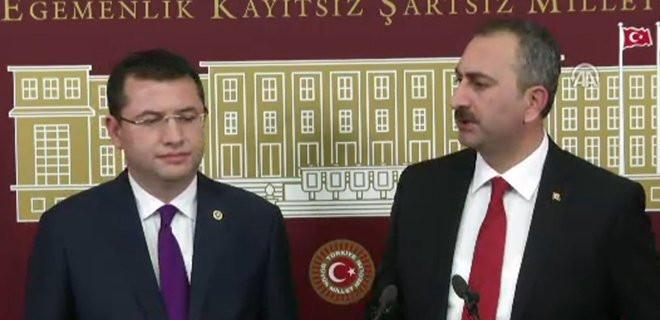 AK Parti ve MHP'den ortak açıklama