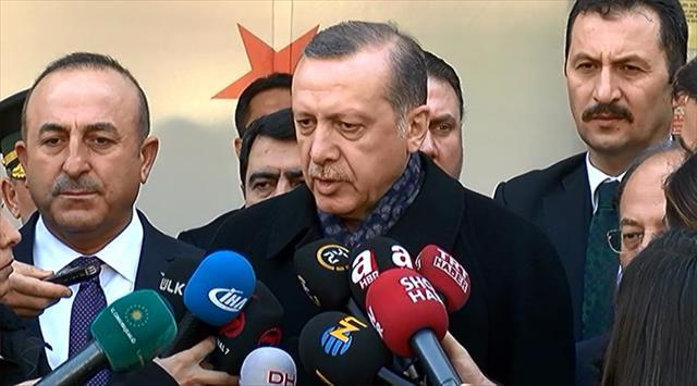 870136 Erdoğan: Yanlarına kalmayacak !