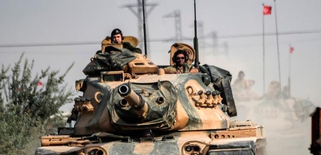 '2 askerimiz yüzlerce teröristi öldürdü'