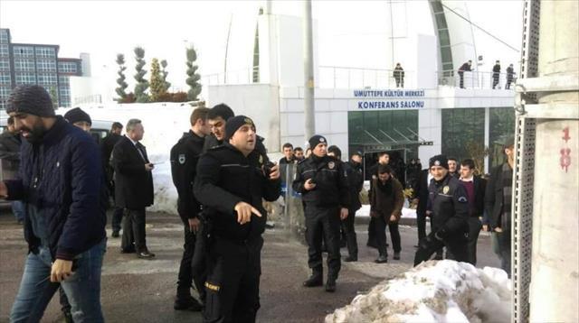 Kocaeli Üniversitesi'nde gergin seçim: 37 gözaltı