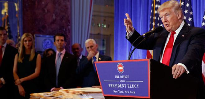 Trump'tan flaş açıklamalar