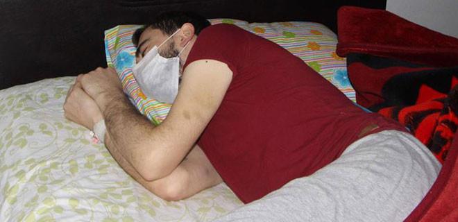Bir çocuk babası Abdurrehim Erat ölümü bekliyor