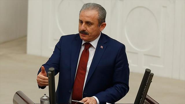 TBMM Anayasa Komisyonu Başkanı Şentop: Anayasa değişikliği çıkmazsa seçim olur