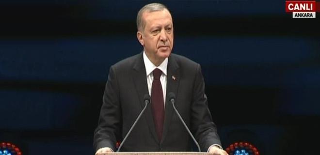 Erdoğan Kimsenin yaptığı yanına kalmayacak