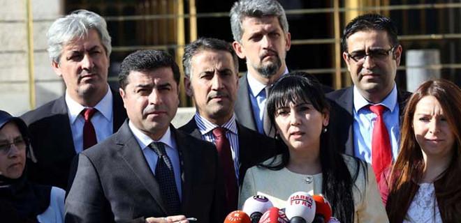 Demirtaş'ın 142, Yüksekdağ'ın 83 yıla kadar hapsi istendi!