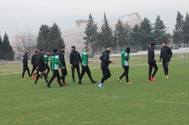 Denizlispor, Bandırmaspor maçına odaklandı