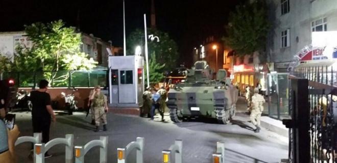 Bayrampaşa Çevik Kuvvet Müdürlüğü'nün işgali soruşturması tamamlandı