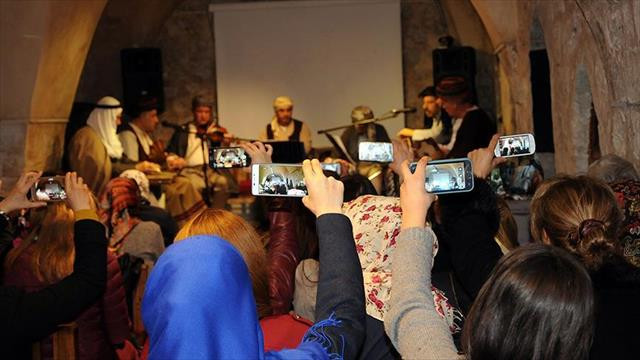 Mardin'de 300 yıllık 'Leyli Gecesi' yaşatılıyor