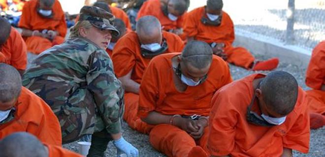 CIA'dan matkaplı işkence itirafı
