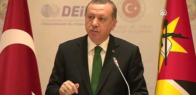 Erdoğan: Bunu neden yapmayalım