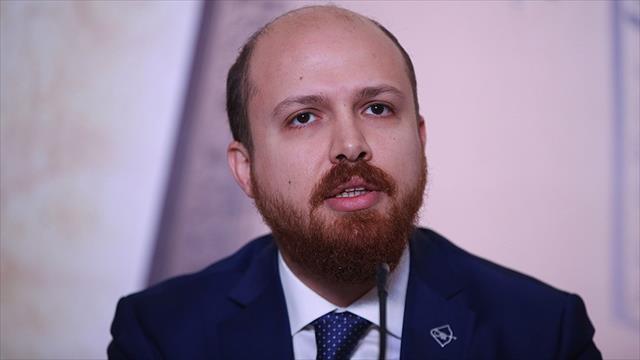 İtalya'dan Bilal Erdoğan'a müjdeli haber