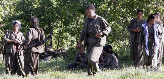 İzmir'de keşif yapan PKK'lı terörist yakalandı