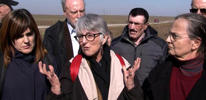AP milletvekiline 'Kürdistan' tepkisi