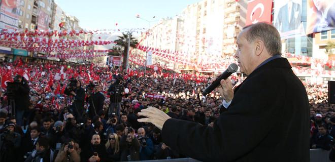 Erdoğan: 1923'te ilan ettiğimiz Cumhuriyet'i ilelebet koruyacağız