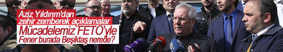 Aziz Yıldırım: Beşiktaş şike mi yaptı!
