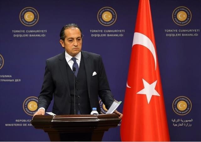 İran'ın sert çıkışına Türkiye'den jet yanıt