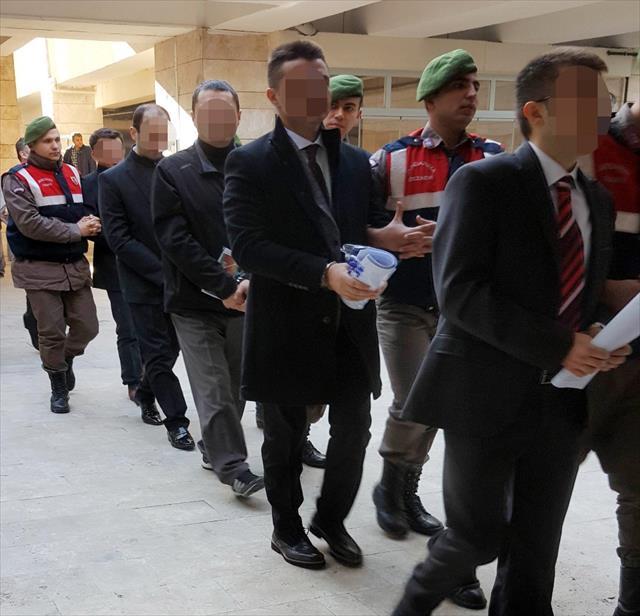 FETÖ sanığı avukatlardan Gülen'e beddua