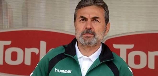 Konyaspor'da Aykut Kocaman idmana çıkmadı!