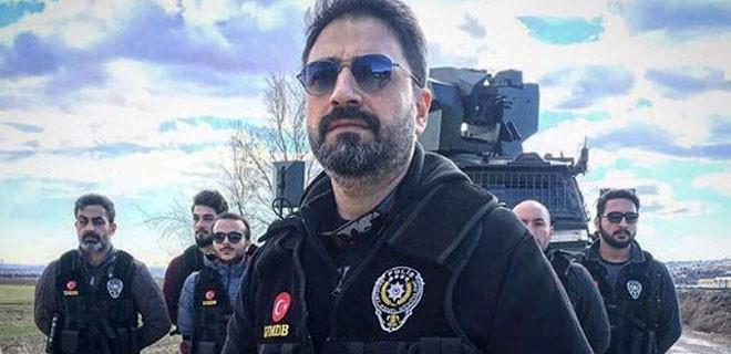 Erhan Çelik narko-terör operasyonuna katıldı