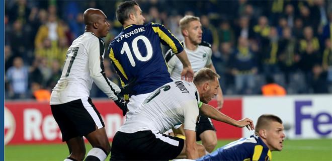 Fenerbahçe, Avrupaya Veda Etti