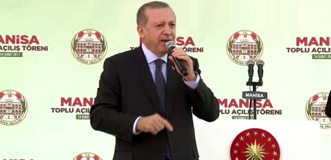 Erdoğan'dan idam açıklaması: Gerekirse referandum yaparız