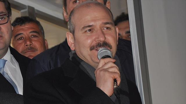 İçişleri Bakanı Soylu: Dünyada demokrasiyi hak eden bir ülke varsa o Türkiye'dir