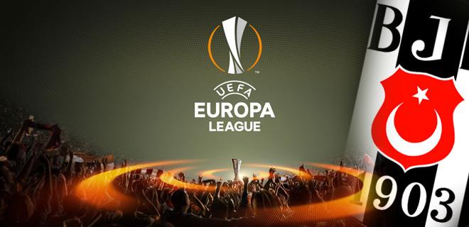 Beşiktaş'ın Avrupa Ligi'ndeki rakibi belli oldu
