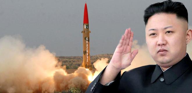 Kuzey Kore'den ABD'ye 'askeri müdahale' tepkisi!