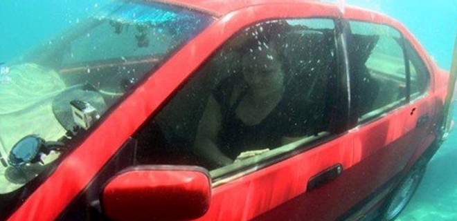 Suya batan arabadan nasıl kurtulursunuz?