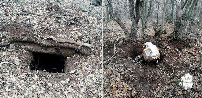 Bitlis ve Bingöl'deki terör operasyonlarında 3 sığınak imha edildi