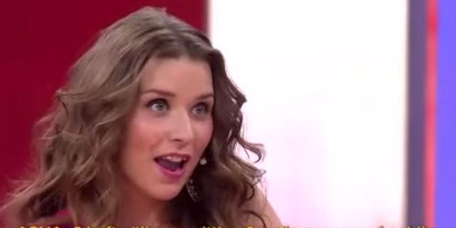 Herkesi şoke eden Hollandalı yarışmacı