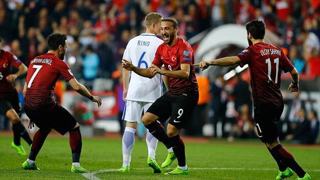 2018 FIFA Dünya Kupası Avrupa Elemelerinin 5. haftası başladı