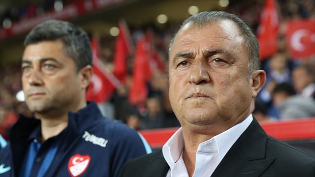 Türkiye Futbol Direktörü Terim: Kosova maçını iyi bitirirsek avantajlı duruma geliriz