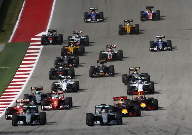 F1'de sezonun ilk yarışı Vettel'in