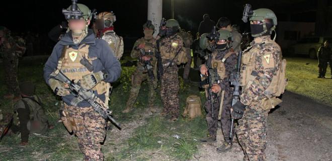 ABD, Kürt devleti için anlaştı