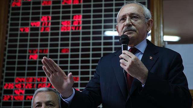CHP Genel Başkanı Kılıçdaroğlu: Siz beni bırakın, bu millet niye 'evet' diyecek onu anlatın