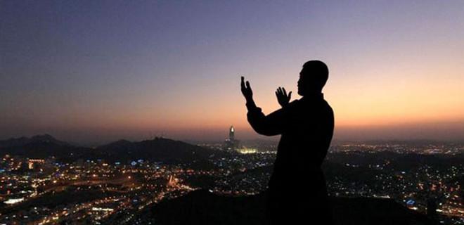 Peygamberimizin kandil duası