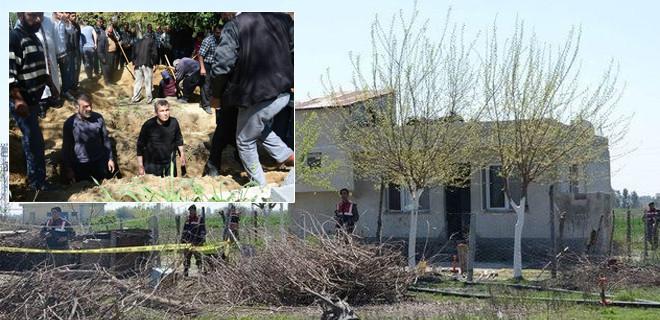 Adana'daki katliam evinde tuhaf olaylar