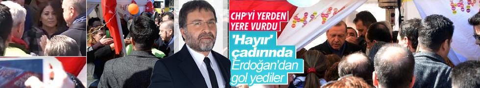 Ahmet Hakan: 'Hayır' çadırındakiler muazzam bir fırsatı tepti, güzelim pası gole çeviremedi