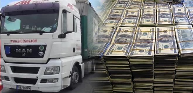 Bank Asya'ya TIR dolusu para gönderilmiş