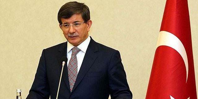 Davutoğlu'dan büyük rest!
