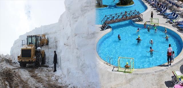 Doğu'da kış, bodrum'da yaz ile ilgili görsel sonucu