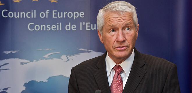 Avrupa Konseyi Genel Sekreteri'nden Hayırcılara kötü haber