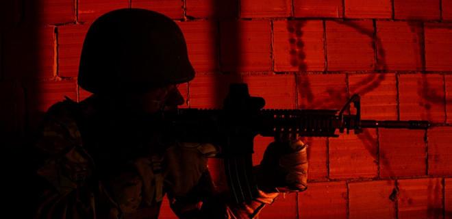 45 terörist etkisiz hale getirildi