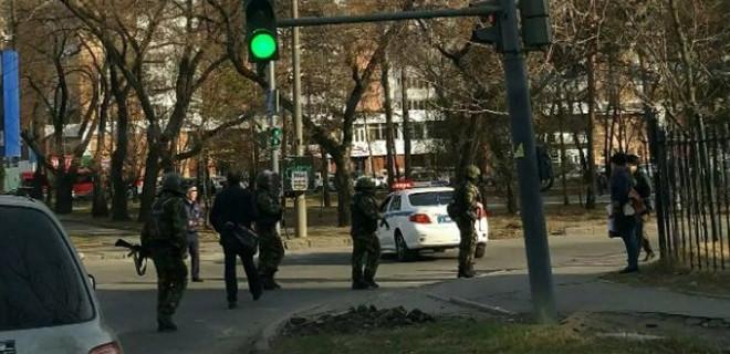 Rusya'da Federal Güvenlik Bürosu'na saldırı