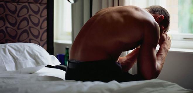 Cinsel saldırıda bulunduğu evde uyuyakalınca yakalandı