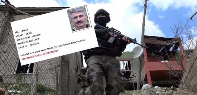 PKK'nın sözde Botan sorumlusu Bestler Dereler'de sıkıştırıldı