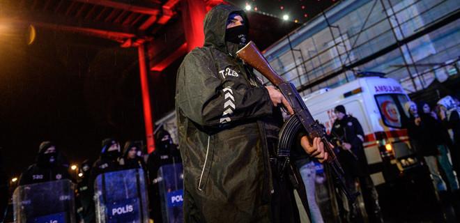 Reina katliamını planlayan terörist öldürüldü