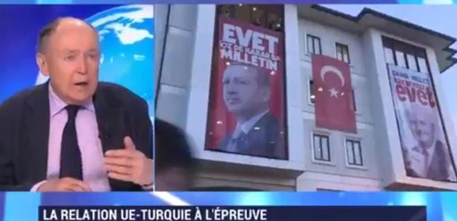 Fransız Profesör Philippe Moreau Defarges'dan küstah sözler: Erdoğan'a suikast düzenlenmeli