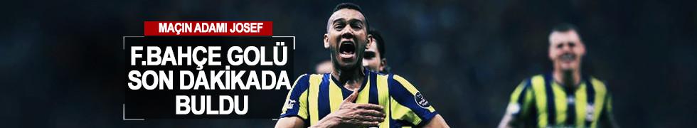 Maç sonucu: Galatasaray 0-1 Fenerbahçe